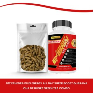 Best PreWorkout Energy Caffeine Supplement